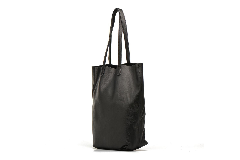 Handtaschen Liebeskind Berlin Viki schwarz schuhe getragen