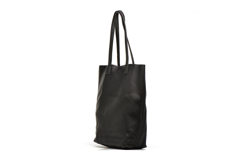 Handtaschen Liebeskind Berlin Viki schwarz ansicht von rechts