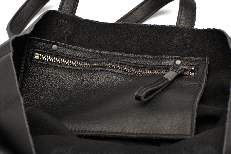 Handtaschen Liebeskind Berlin Viki schwarz ansicht von hinten
