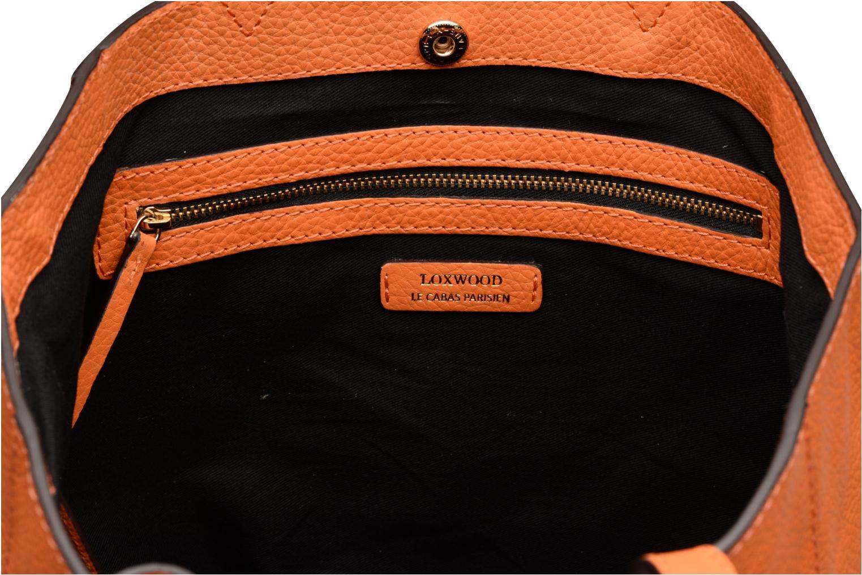 Handtassen Loxwood Cabas Parisien PM Oranje achterkant