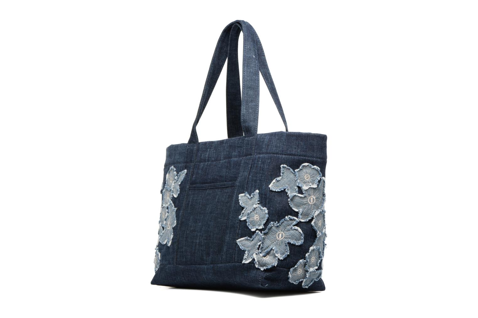 DENIM ITEM XL TOTE Indigo