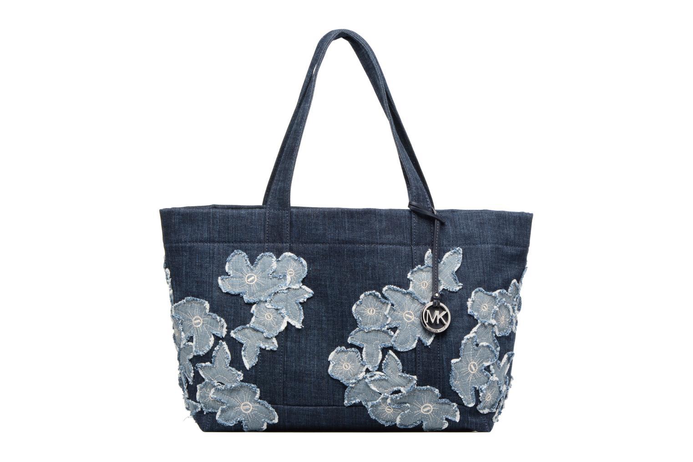Handtaschen Michael Michael Kors DENIM ITEM XL TOTE blau detaillierte ansicht/modell
