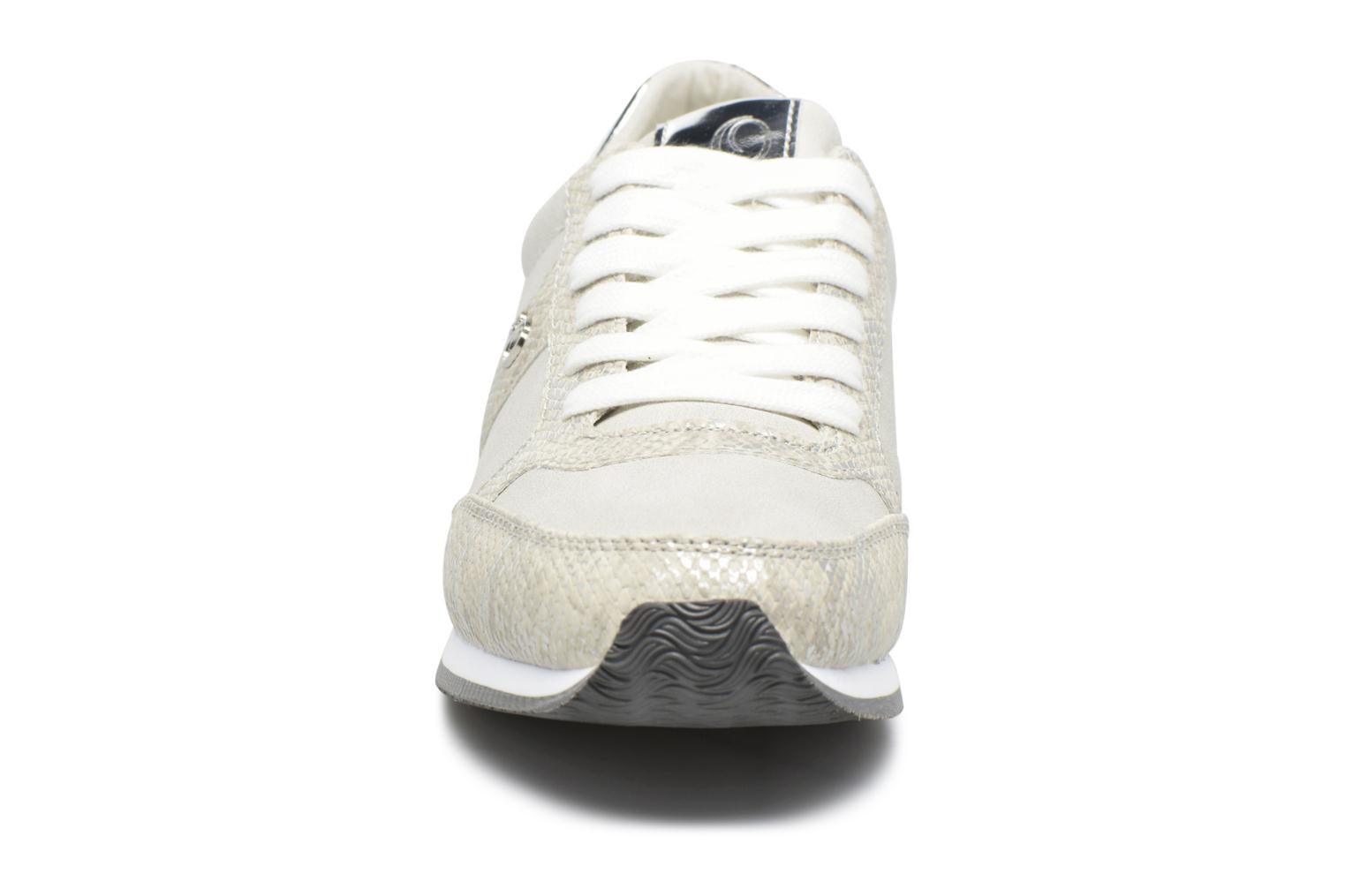 Baskets S.Oliver Ananas Blanc vue portées chaussures