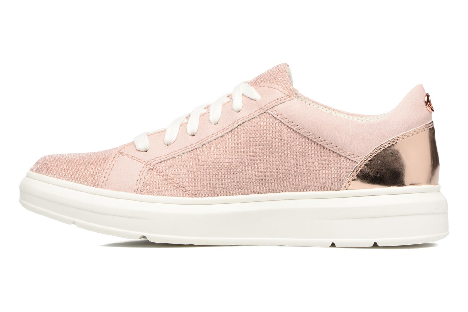 Trainers S.Oliver Coing Pink front view