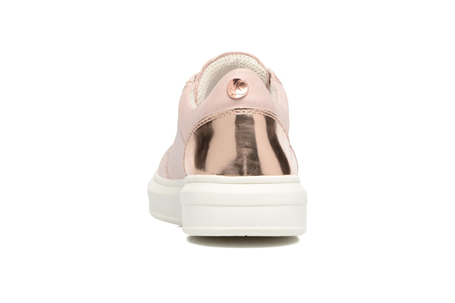 Trainers S.Oliver Coing Pink view from the right