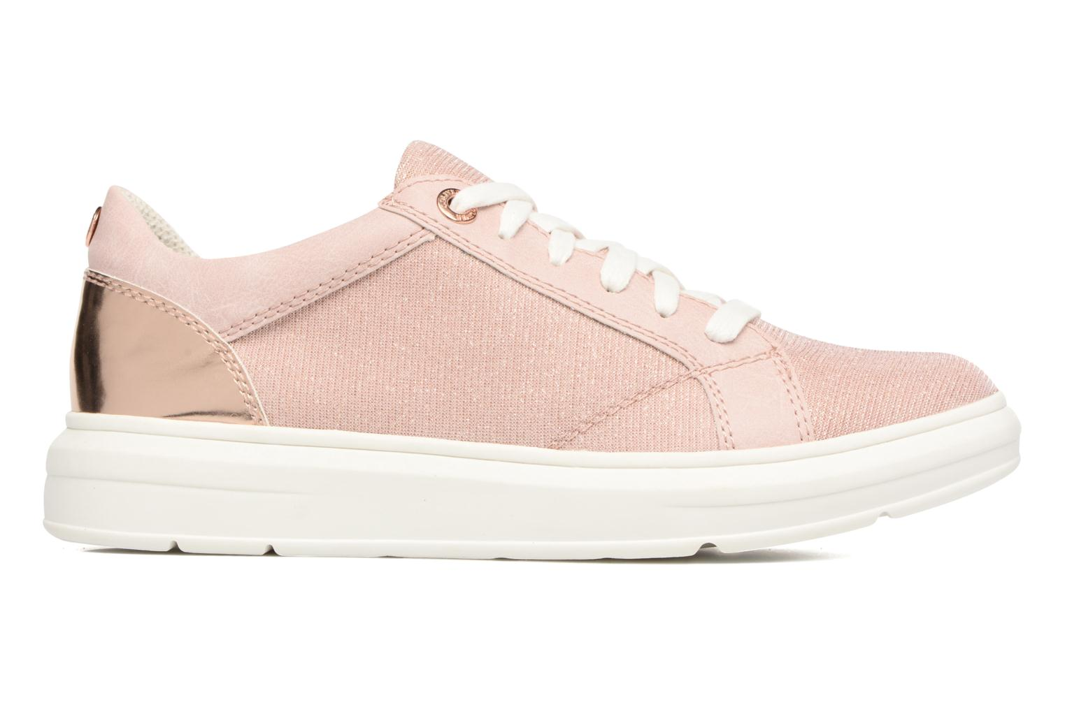 Trainers S.Oliver Coing Pink back view
