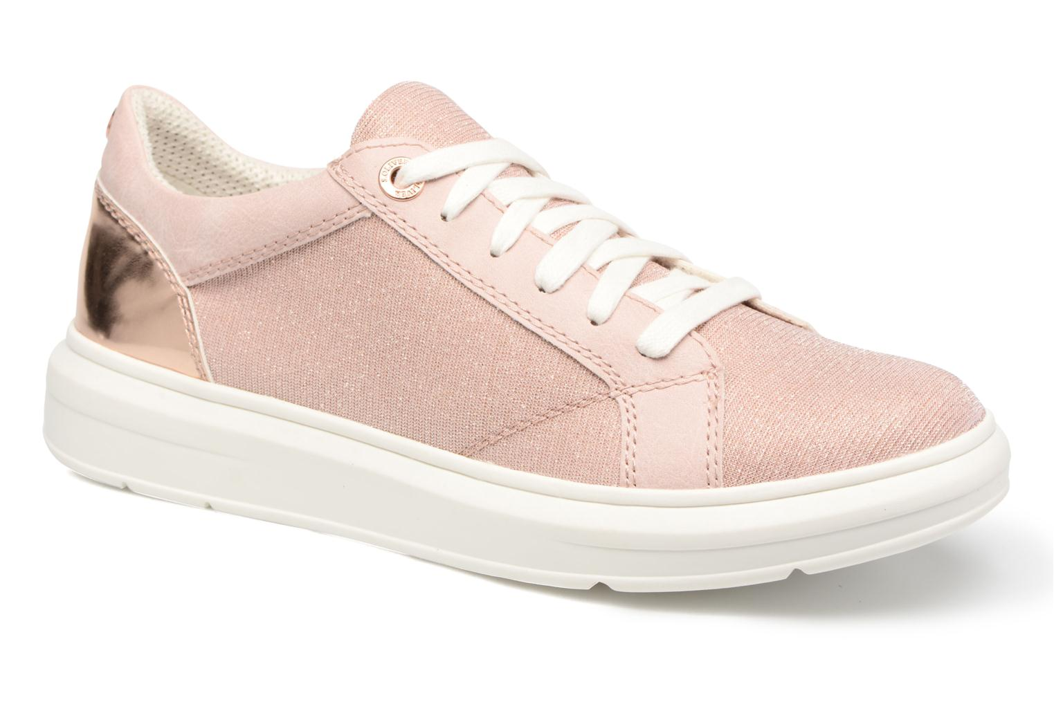 Trainers S.Oliver Coing Pink detailed view/ Pair view