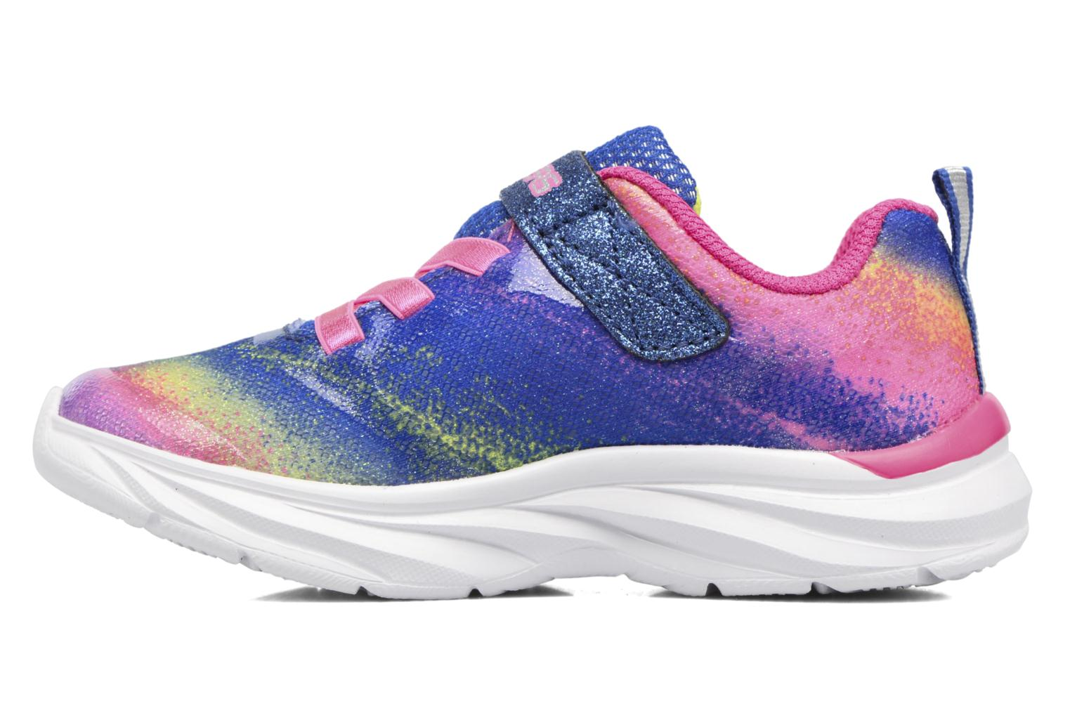 Baskets Skechers Pepsters Bling Brite Multicolore vue face