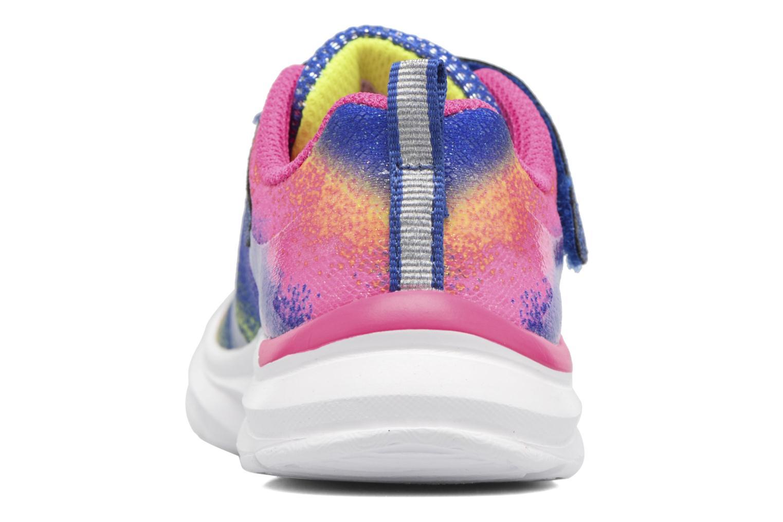 Baskets Skechers Pepsters Bling Brite Multicolore vue droite