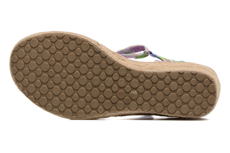 Sandalen Skechers Tikis Sunny Splash Roze boven