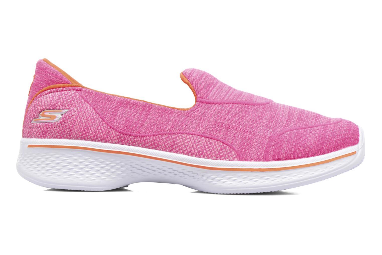 Go Walk 4 Speedy Sports Néon Pink/Orange