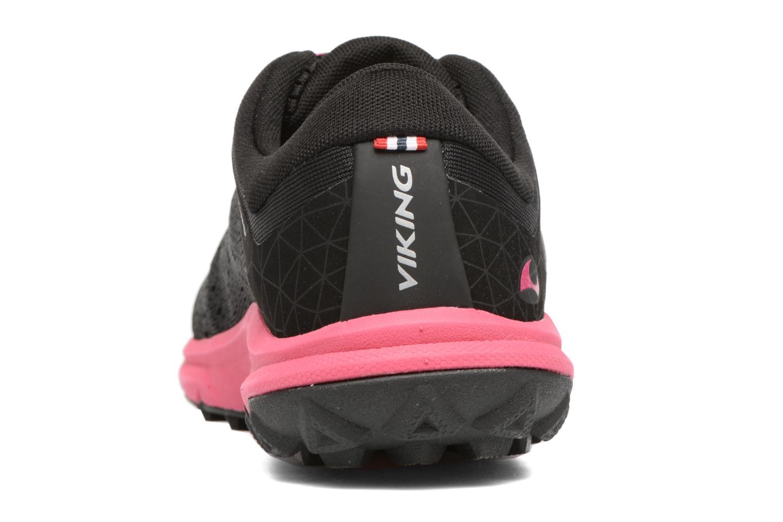 Chaussures de sport Viking MEDVIND W Noir vue droite