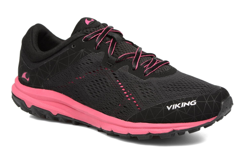 Chaussures de sport Viking MEDVIND W Noir vue détail/paire