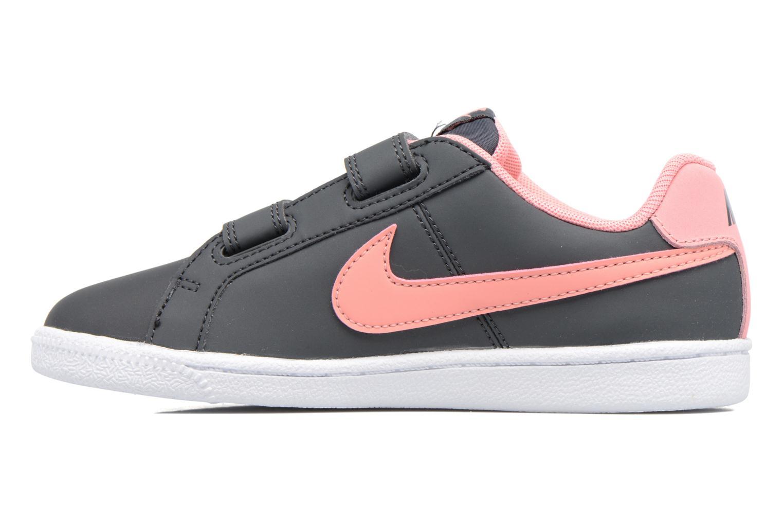 Nike Court Royale (Psv) Anthracite/Bright Melon-White
