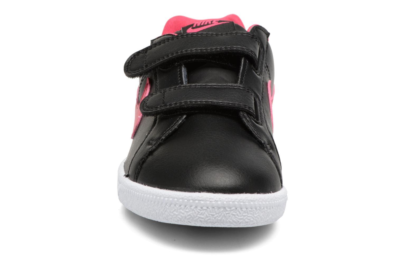 Nike Court Royale (Psv) Black/Rush Pink-White