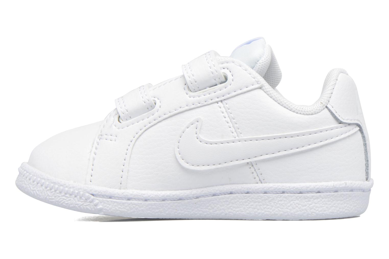 Sneakers Nike Nike Court Royale (Tdv) Bianco immagine frontale