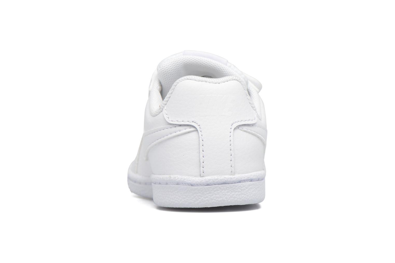 Sneakers Nike Nike Court Royale (Tdv) Bianco immagine destra
