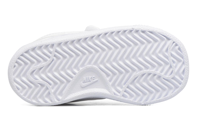 Sneakers Nike Nike Court Royale (Tdv) Bianco immagine dall'alto