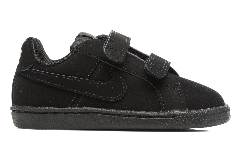 Baskets Nike Nike Court Royale (Tdv) Noir vue derrière