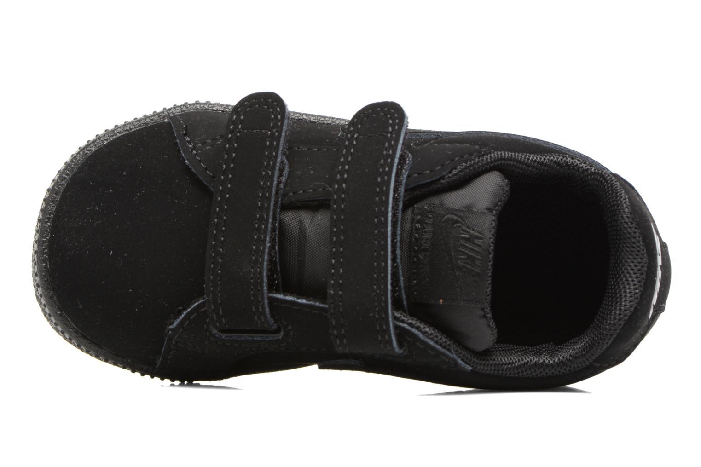 Baskets Nike Nike Court Royale (Tdv) Noir vue gauche