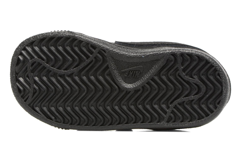 Deportivas Nike Nike Court Royale (Tdv) Negro vista de arriba