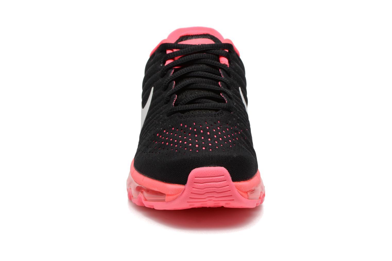 Baskets Nike Nike Air Max 2017 (Gs) Noir vue portées chaussures