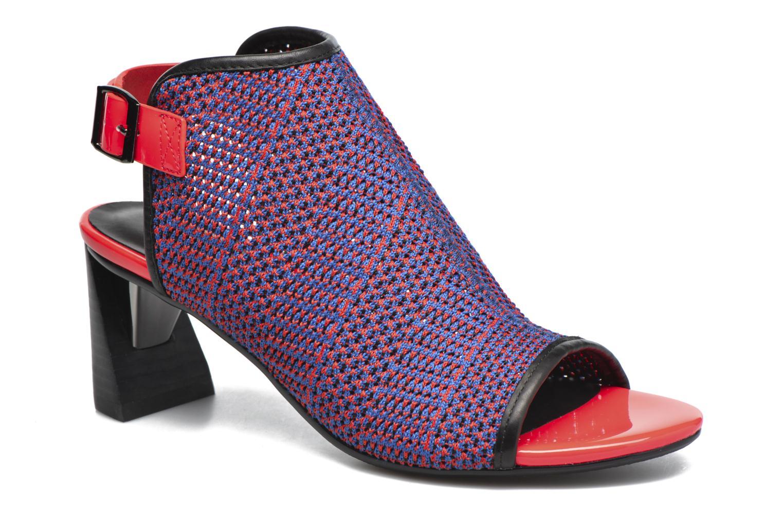 Bottines et boots United Nude Zink Fab Mid Multicolore vue détail/paire