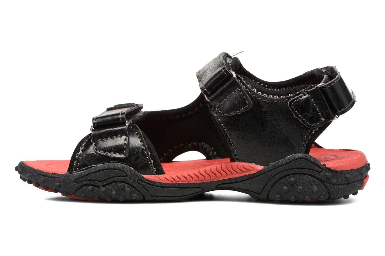 Sandales et nu-pieds Star Wars Gragra Star Wars Noir vue face