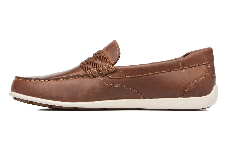 Bl4 Penny Cognac leather