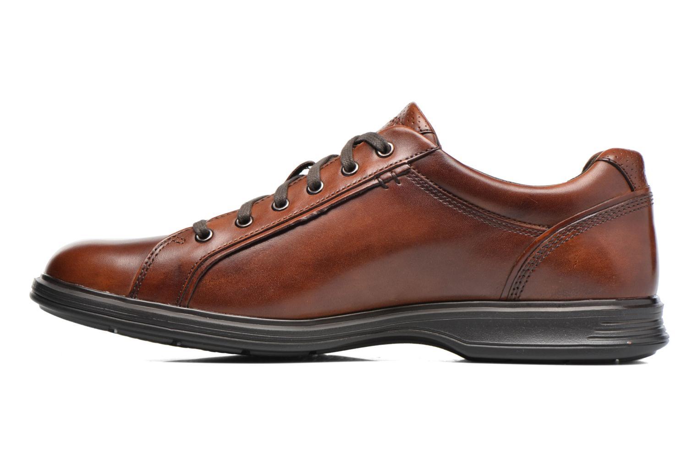 Chaussures à lacets Rockport Dp2 Lite Lace Up Marron vue face