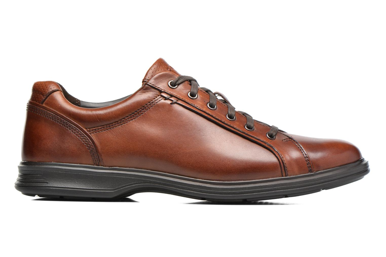 Chaussures à lacets Rockport Dp2 Lite Lace Up Marron vue derrière