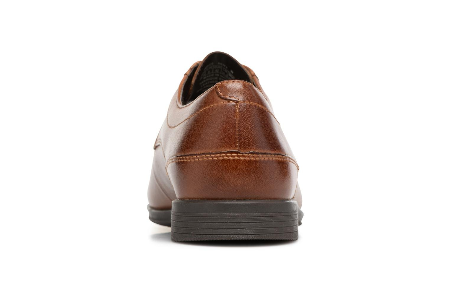 Sc Plain Toe Brown leather