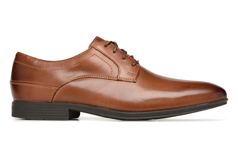 Chaussures à lacets Rockport Sc Plain Toe Marron vue derrière
