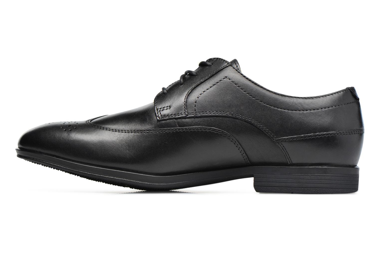 Chaussures à lacets Rockport Sc Wingtip Noir vue face
