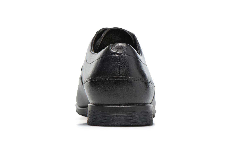 Chaussures à lacets Rockport Sc Wingtip Noir vue droite