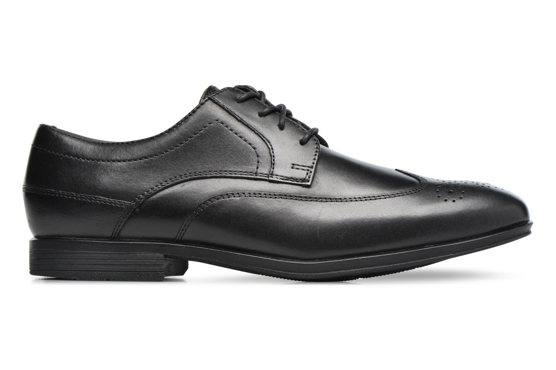 Sc Wingtip Black leather