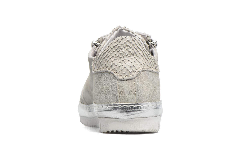 Sneakers Khrio Fiona Bianco immagine destra