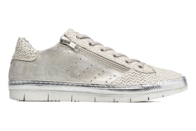 Sneakers Khrio Fiona Bianco immagine posteriore