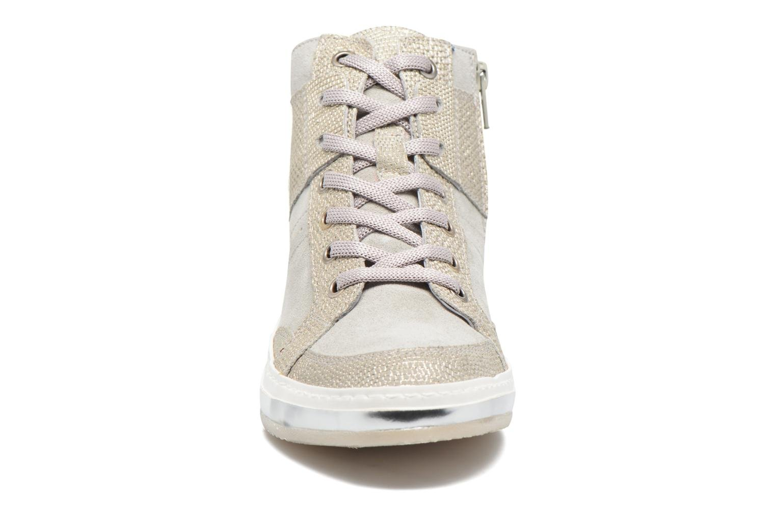 Trainers Khrio Calista Silver model view