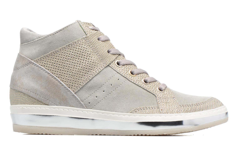 Sneakers Khrio Calista Zilver achterkant
