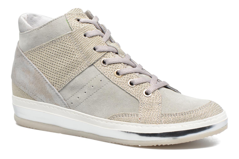 Sneakers Khrio Calista Zilver detail