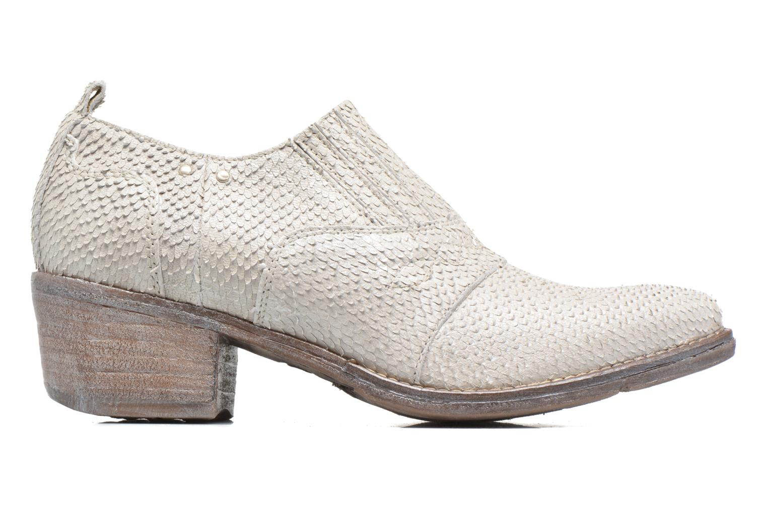 Ankle boots Khrio Fanelie Beige back view