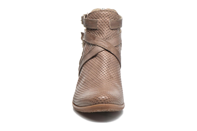 Bottines et boots Khrio Cory Marron vue portées chaussures