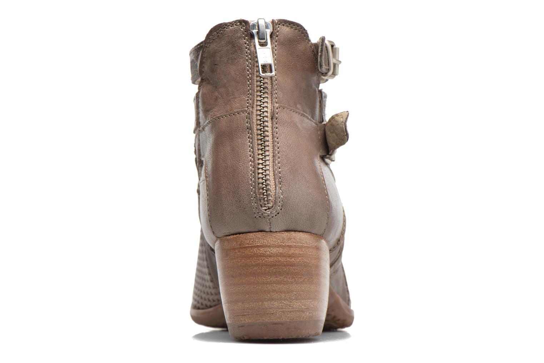 Bottines et boots Khrio Cory Marron vue droite