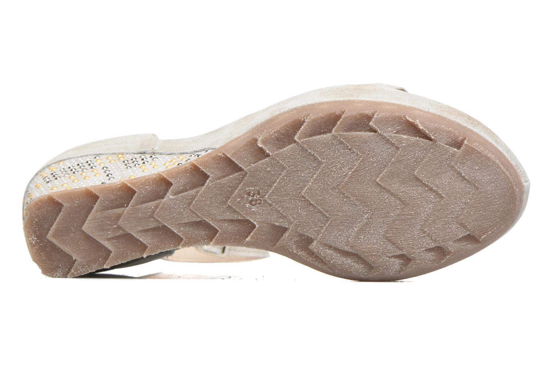 Sandali e scarpe aperte Khrio Maika Argento immagine dall'alto