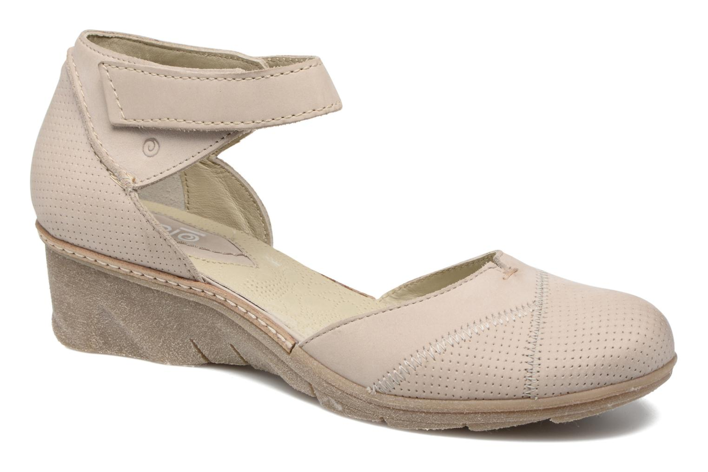 Grandes descuentos últimos zapatos Khrio Parissa (Plateado) - Sandalias Descuento