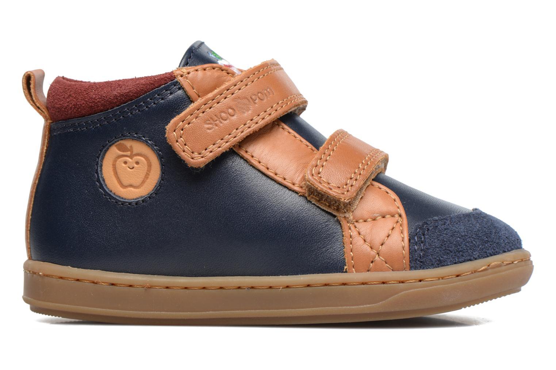 Bottines et boots Shoo Pom Bouba New Scratch Bleu vue derrière