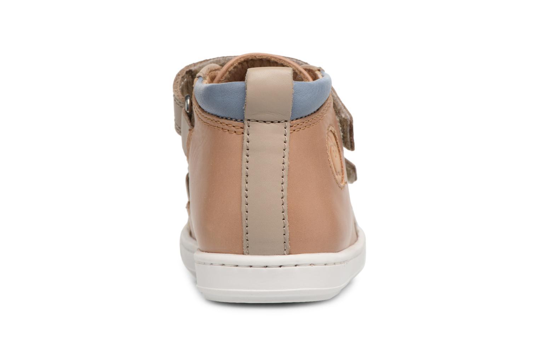 Bouba New Scratch Camel/Taupe/Jeans