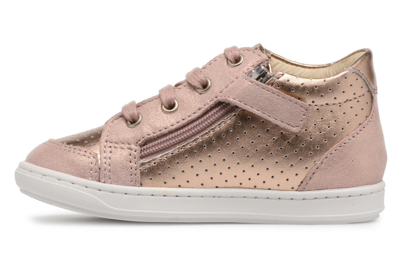 Sneakers Shoo Pom Bouba Zip Box Roze voorkant