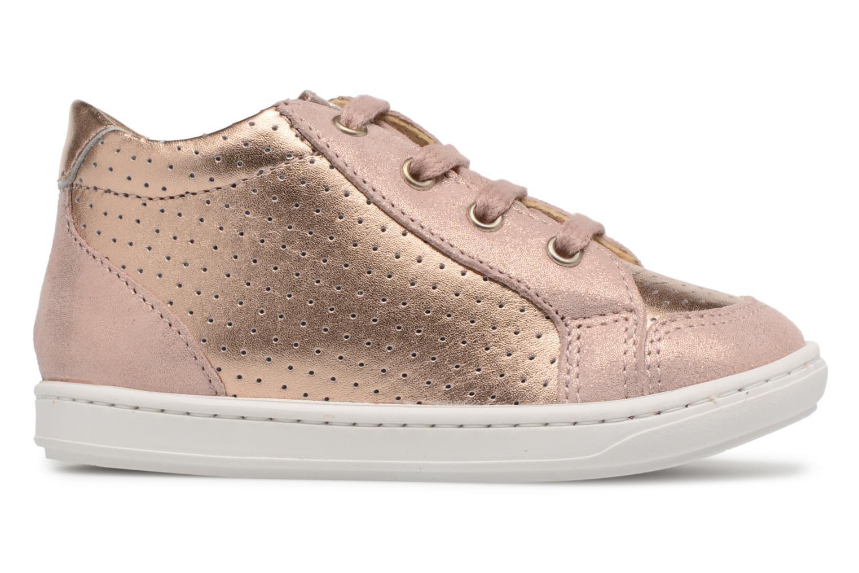 Sneakers Shoo Pom Bouba Zip Box Roze achterkant